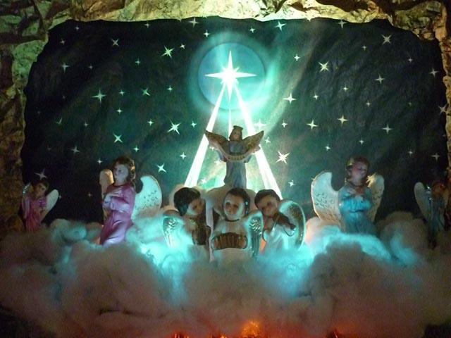 07 Cielo de angeles. Belén de Juan ma