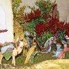 Nacimiento y Reyes Magos.