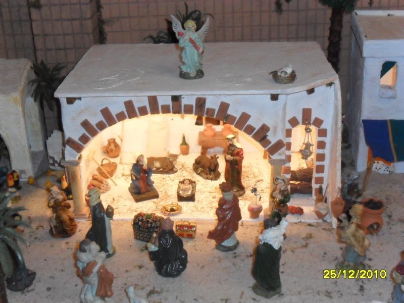 Adoracion de los Reyes. Belén de javier