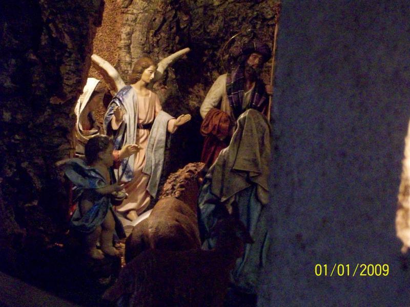 Navidad 2008-6. Belén de Carlos Mª Gallardo de los Ríos (Peñarroya-Pueblonuevo, Córdoba)