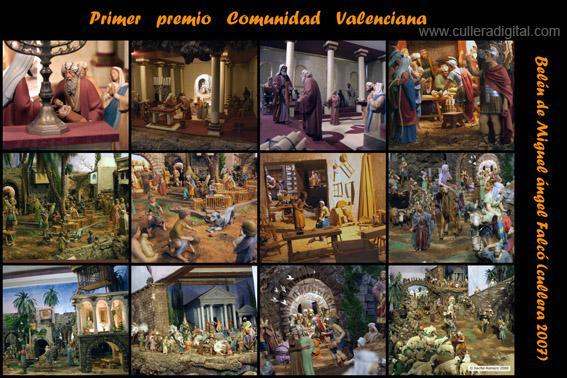mural03. Belén de Miguel Ángel Falcó (C/Valencia 68 , 46400 Cullera (Valencia))