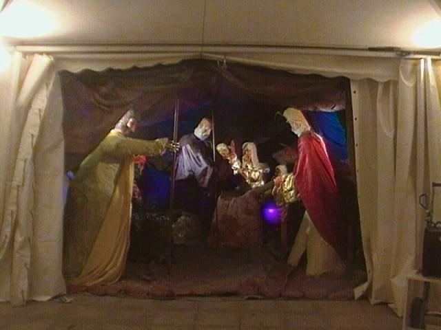 adoración de los Magos2. Belén de luis abaroa (gran tarajal)