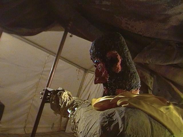 Gaspar en la gruta. Gran tarajal 2010.. Belén de luis abaroa (gran tarajal)