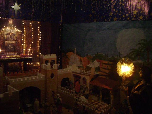 Y la noche se ilumino.. Belén de Juarez Cañellas (Quetzaltenango)