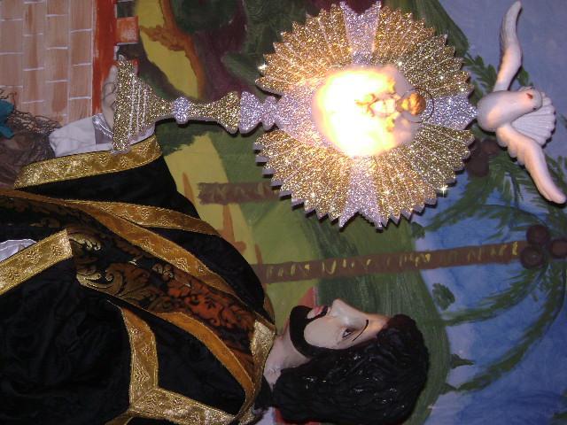 EN HONOR AL AÑO SACERDOTAL.. Belén de Juarez Cañellas (Quetzaltenango)