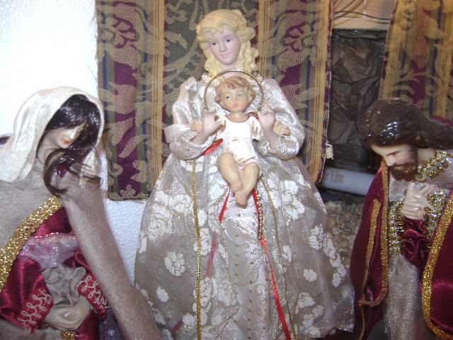 LA ENTREGA DEL DIVINO VERBO. Belén de Juarez Cañellas (Quetzaltenango)