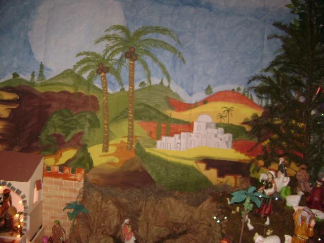 UNA PANORAMICA DE GALILEA. Belén de Juarez Cañellas (Quetzaltenango)