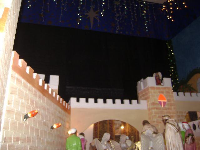 Y UNA ESTRELLA LOS GUIO.. Belén de Juarez Cañellas (Quetzaltenango)