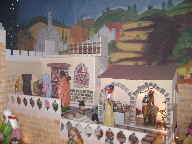 UNA VISTA DE GALILEA. Belén de Juarez Cañellas (Quetzaltenango)