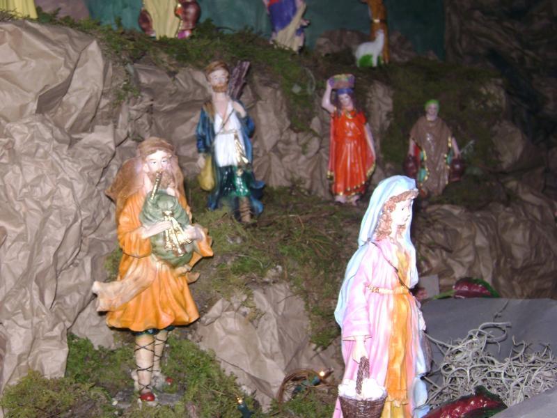Y LLEGARON DE TODAS PARTES A ADORARLE.. Belén de Juarez Cañellas (Quetzaltenango)