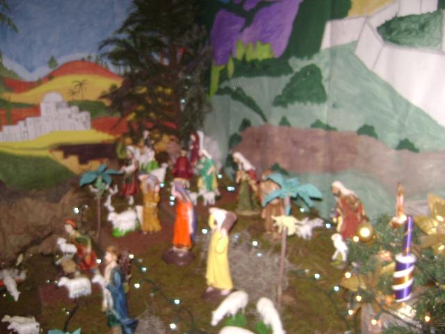 ID PASTORES A ADORARLE. Belén de Juarez Cañellas (Quetzaltenango)
