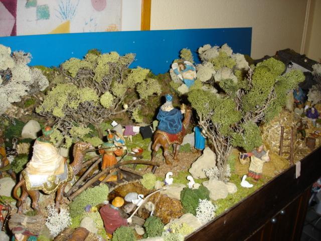 12252008 092. Belén de manuelmuga (Sant Quirze del Valles)