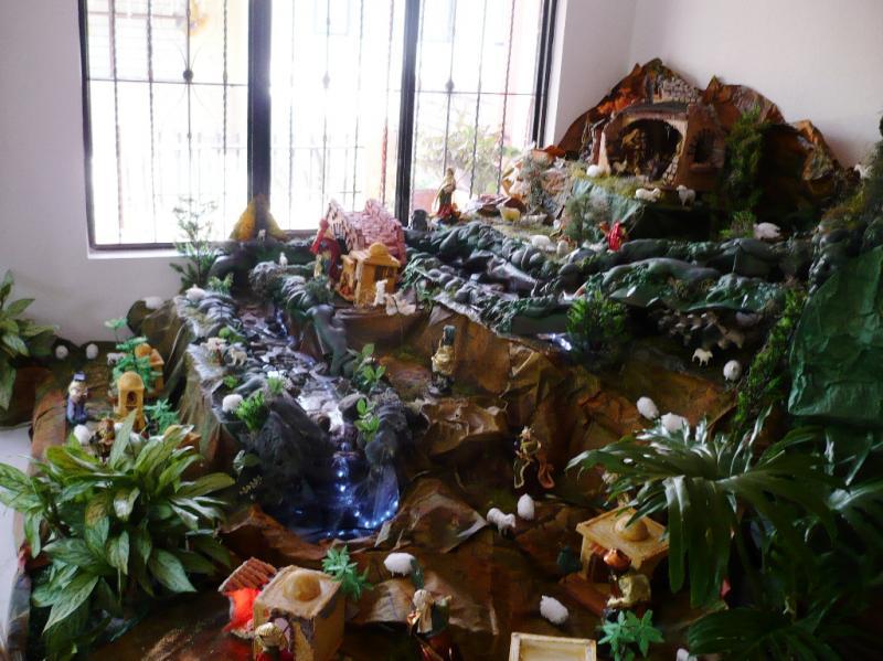 El camino que lleva a Belén. Belén de Solarte Mauricio (El Tambo Cauca)