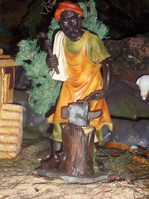El Herrero. Belén de Solarte Mauricio (El Tambo Cauca)
