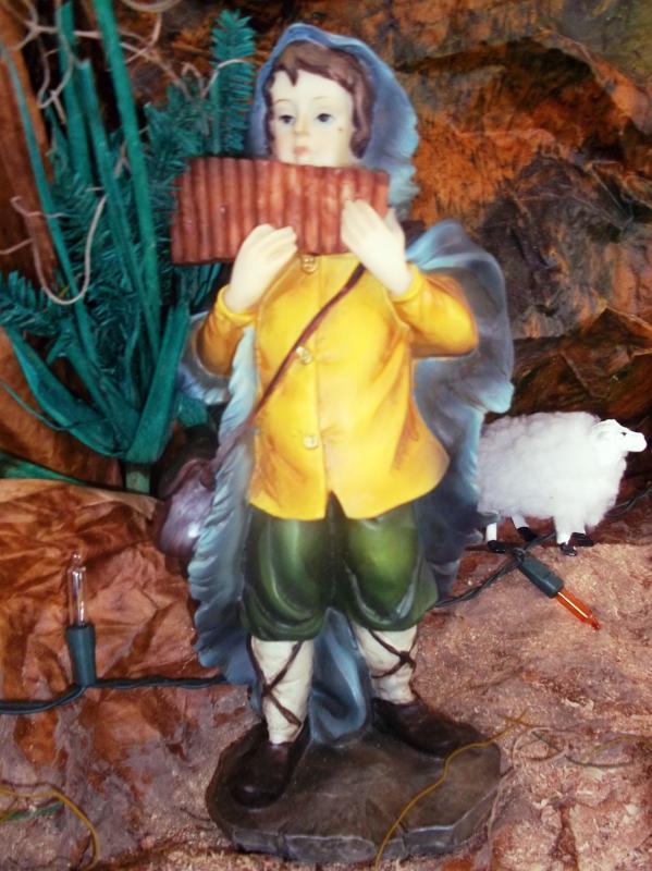El Flautista. Belén de Solarte Mauricio (El Tambo Cauca)