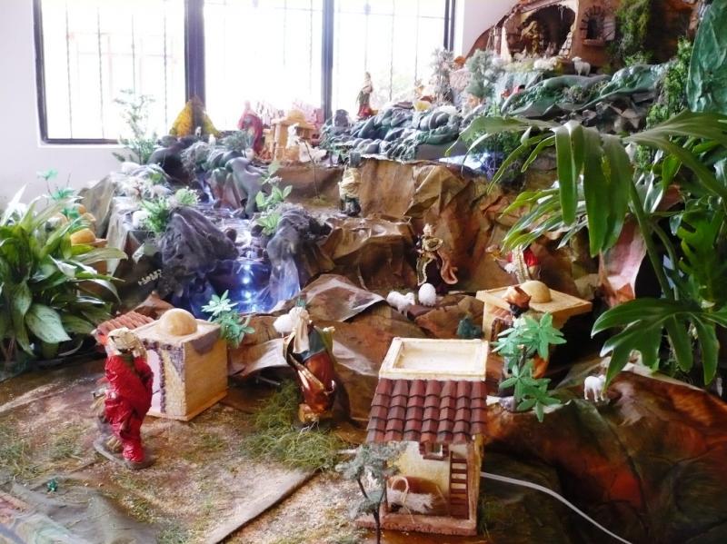 El pueblo. Belén de Solarte Mauricio (El Tambo Cauca)