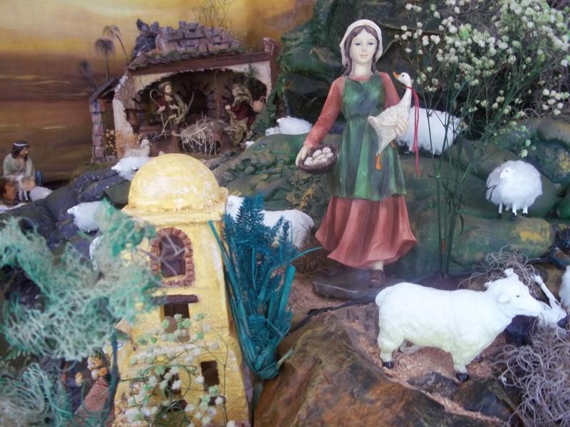 Pesebre El Tambo Cauca. Belén de Solarte Mauricio (El Tambo Cauca)