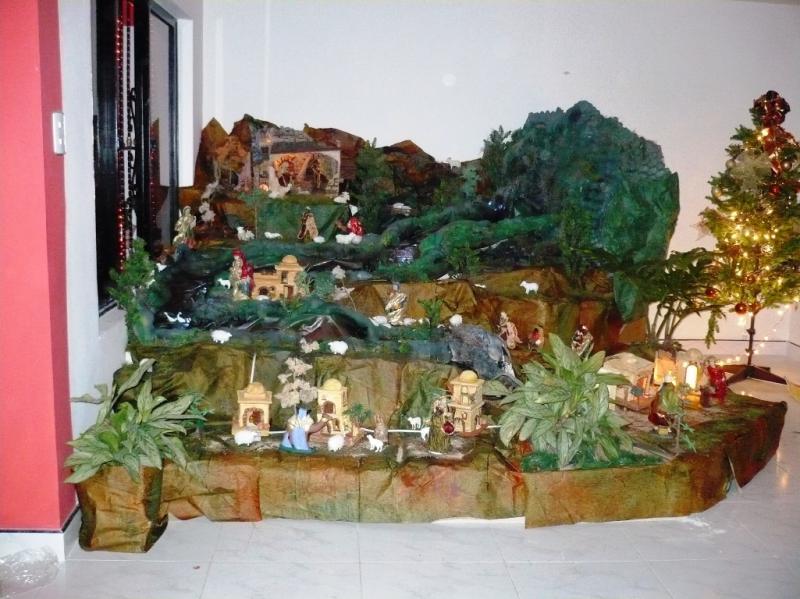 Portal de Belén El Tambo Cauca Colombia. Belén de Solarte Mauricio (El Tambo Cauca)
