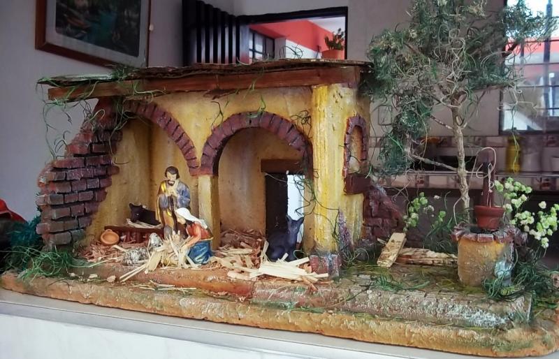 Uno de mis portales bel n de solarte mauricio fotos de navidad digital - Portales de belen originales ...
