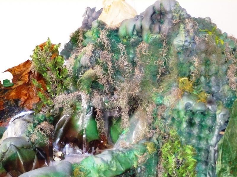 El nacimiento de agua. Belén de Solarte Mauricio (El Tambo Cauca)