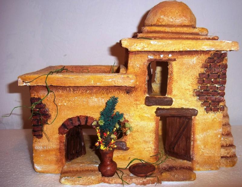 Casa de bel�n pesebre Mauricio Solarte. Bel�n de Solarte Mauricio (El Tambo Cauca)