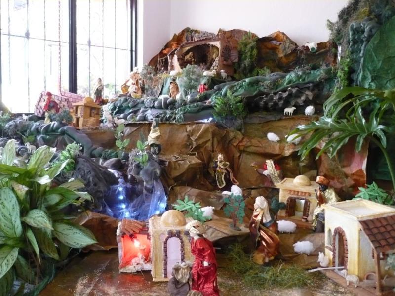 El ascenso hacia el portal. Belén de Solarte Mauricio (El Tambo Cauca)