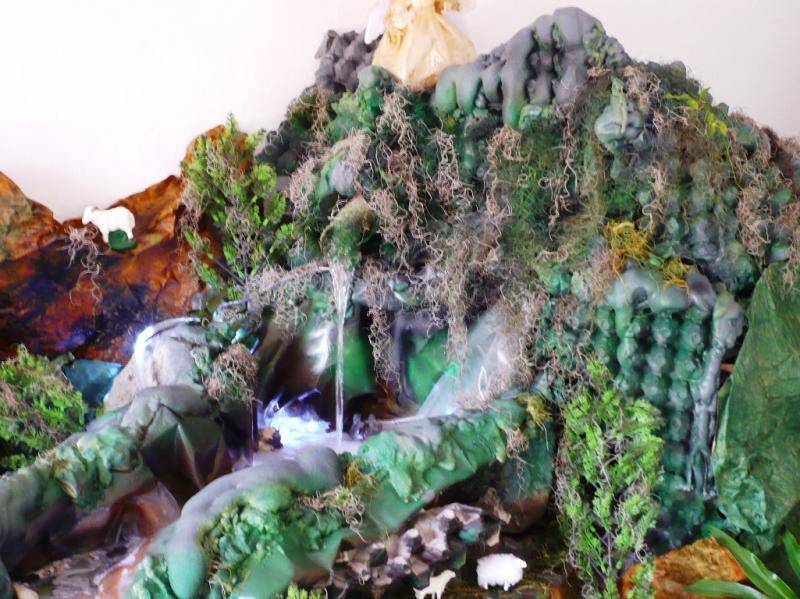 La montaña. Belén de Solarte Mauricio (El Tambo Cauca)