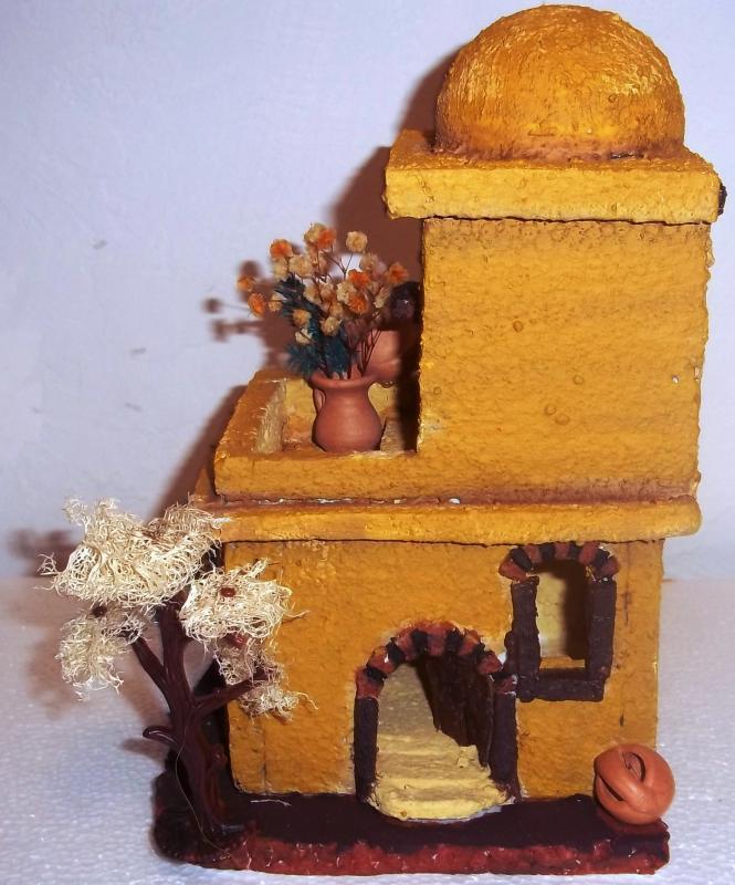 Casa vista lateral. Belén de Solarte Mauricio (El Tambo Cauca)