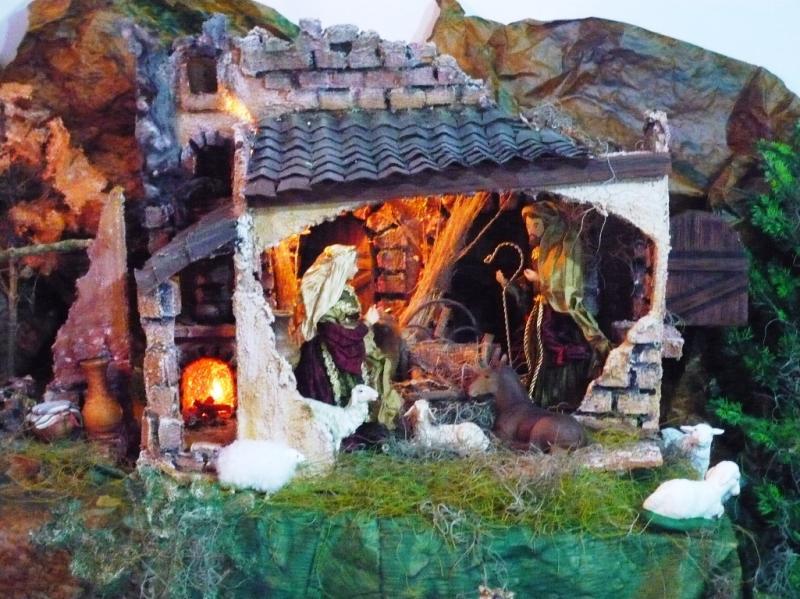 Pesebre navidad El Tambo Cauca 2009. Belén de Solarte Mauricio (El Tambo Cauca)
