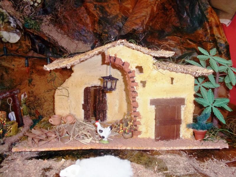 Casa portal del belén 2010. Belén de Solarte Mauricio (El Tambo Cauca)