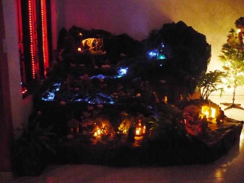Una noche en Belén. Belén de Solarte Mauricio (El Tambo Cauca)