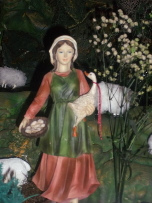 Pastora. Belén de Solarte Mauricio (El Tambo Cauca)