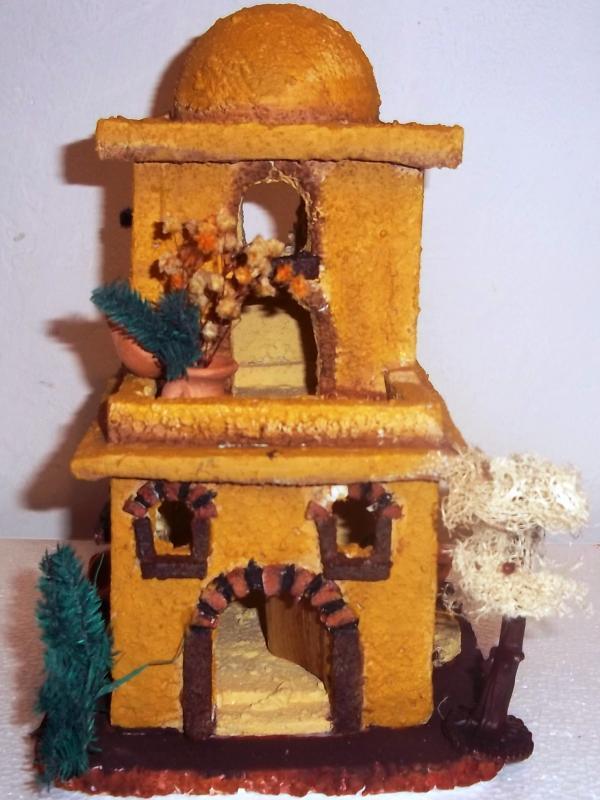 Casa de dos plantas. Belén de Solarte Mauricio (El Tambo Cauca)