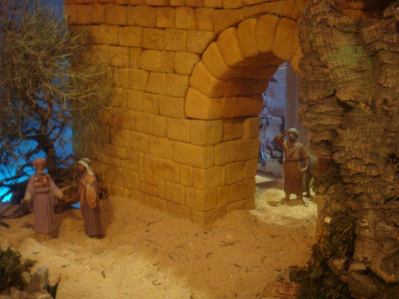 puerta muralla. Belén de Miguel Benitez (Córdoba)