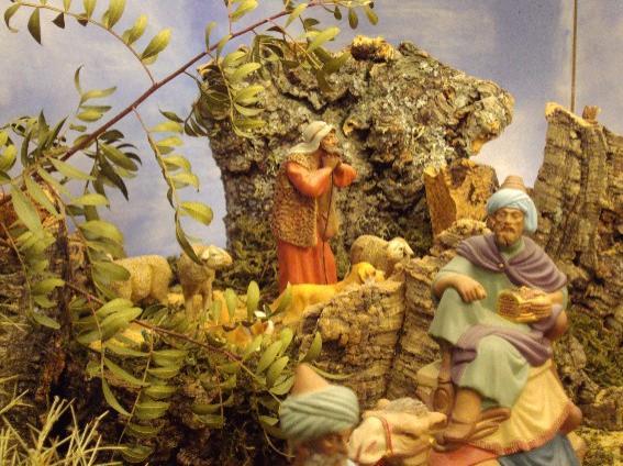 pastor. Belén de Miguel Benitez (Córdoba)