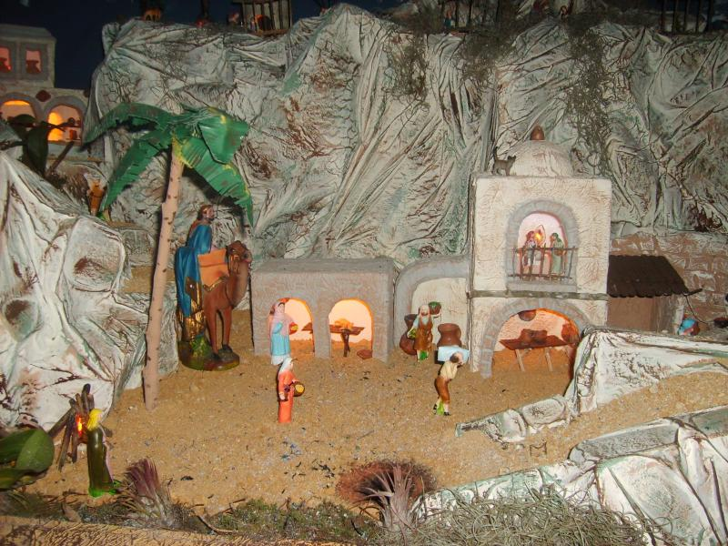 El Pueblo. Belén de Jose Antonio Pineda