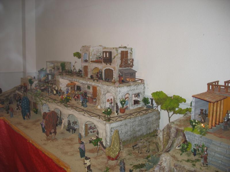 Casas de Belen. Belén de tronky (Javali Nuevo)