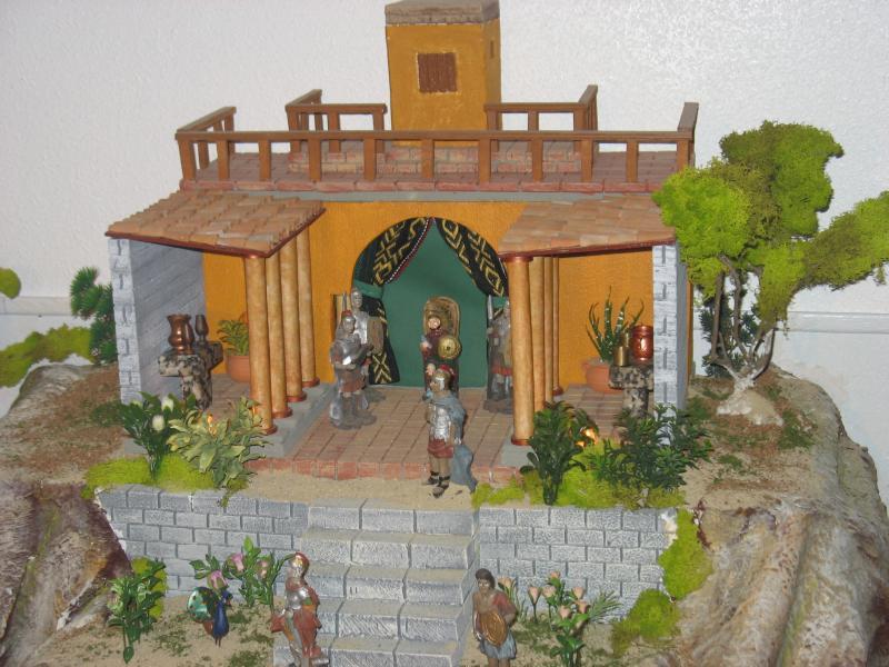 Palacio de Herodes. Belén de tronky (Javali Nuevo)