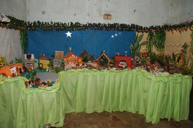 navidad2009 (1). Belén de Patricia Coronel (Asunción)