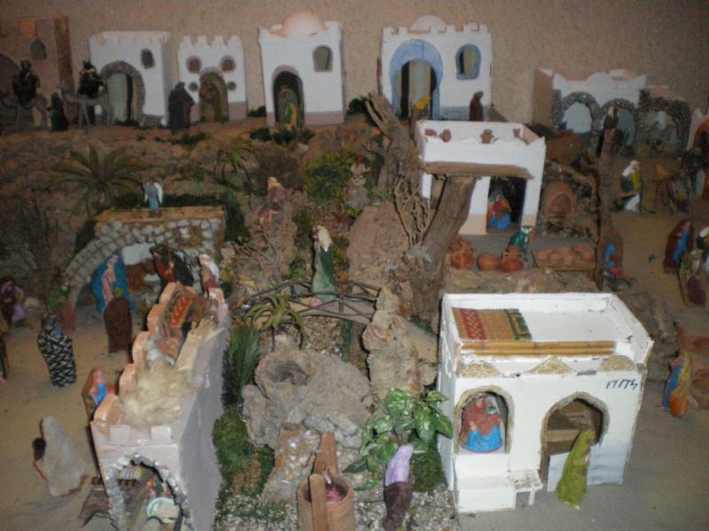 parte central. Belén de Jose Luis Estenaga (San Vicente del Raspeig - Alicante)