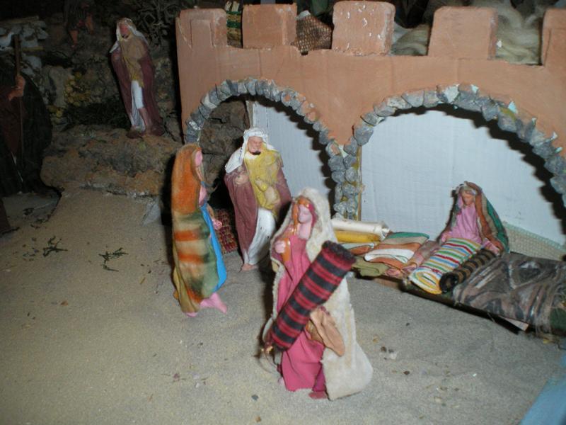 retales. Belén de Jose Luis Estenaga (San Vicente del Raspeig - Alicante)