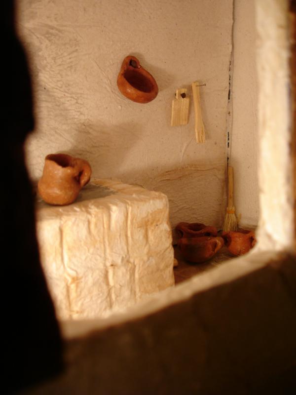 Cocina 1. Belén de sjuarez (Guatemala)