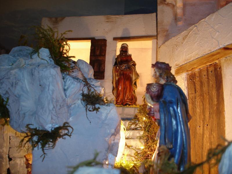 Reyes Magos. Belén de sjuarez (Guatemala)