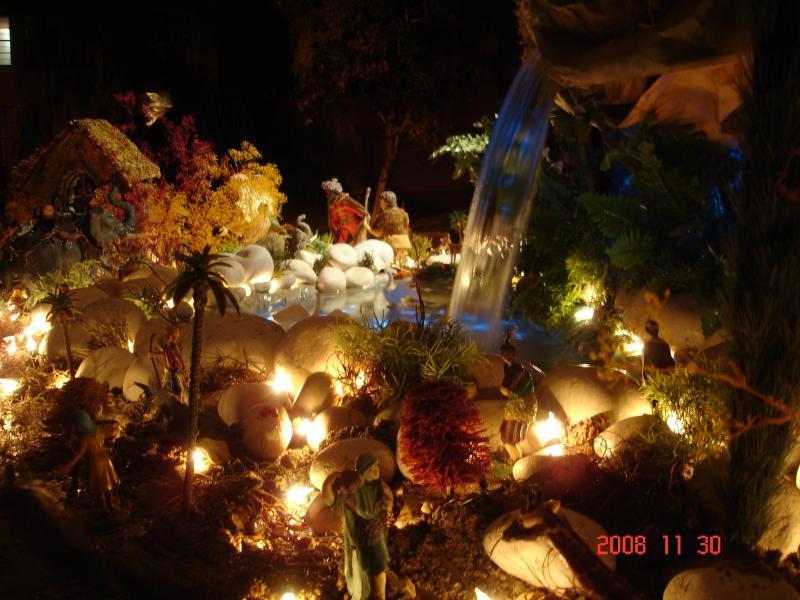 Nacimiento 2008 Fam Navarro. Belén de Fernando (Trujillo Alto, Puerto Rico)
