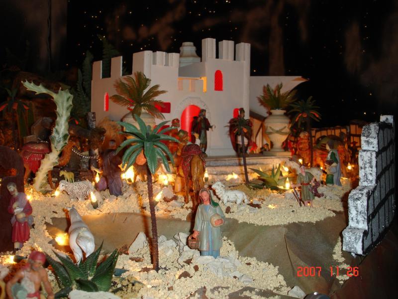 Nacimiento 2007. Belén de Fernando (Trujillo Alto, Puerto Rico)