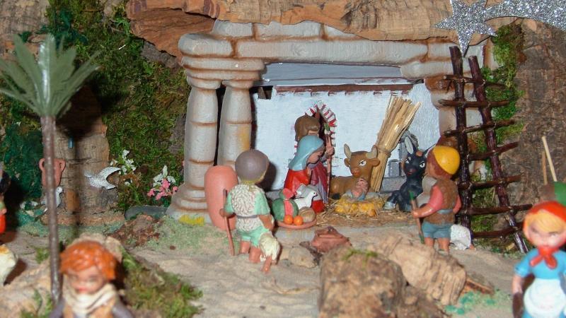 Presepio. Belén de Associação Cultural Fusetense (Fuseta, Algarve)