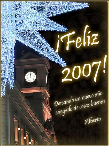 feliz2007-navidaddigital. Varios
